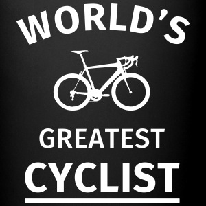 World's Greatest Cyclist Mokken & toebehoor - Mok uni