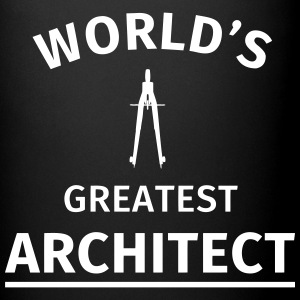 World's Greatest Architechitect Mokken & toebehoor - Mok uni