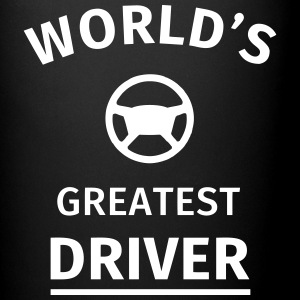 World's Greatest Driver Mugs & Drinkware - Full Colour Mug