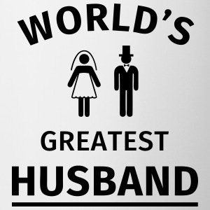 World's Greatest Husband Tassen & Zubehör - Tasse