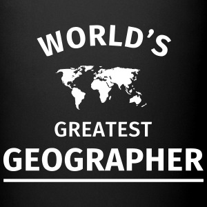 World's Greatest Geographer Mokken & toebehoor - Mok uni