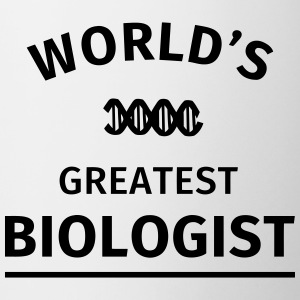 World's Greatest Biologist Mokken & toebehoor - Mok