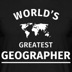 World's Greatest Geographer T-Shirts