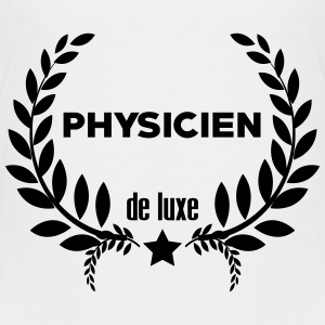 Physicien / Physique / Science / Ecole Physicienne Tee shirts - T-shirt Premium Ado