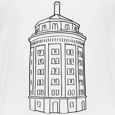 Wasserturm am Kollwitzplatz Berlin T-Shirt Prenzlauer Berg
