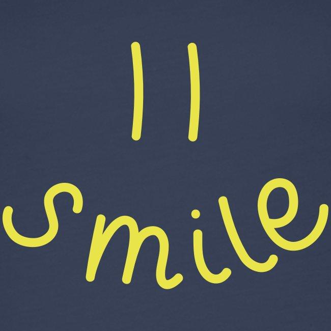 """Damen Premium Top """"Smile(y)"""""""