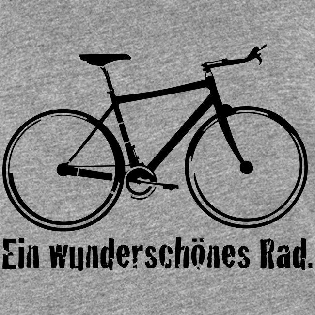 """Damen Premium Top """"Ein wunderschönes Rad"""""""