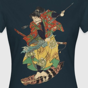 Flying Samurai T-Shirts - Women's T-Shirt
