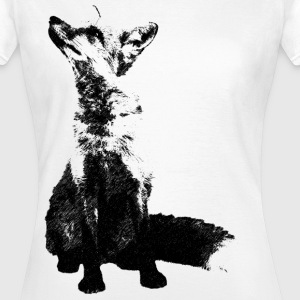 fuchs T-Shirts - Frauen T-Shirt