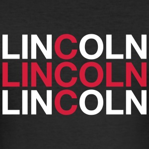 LINCOLN T-Shirts - Men's Slim Fit T-Shirt