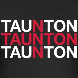 TAUNTON - Männer Slim Fit T-Shirt