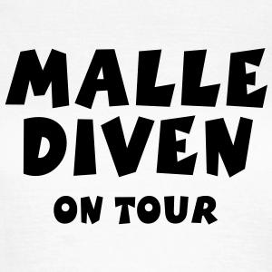 Malle Diven On Tour