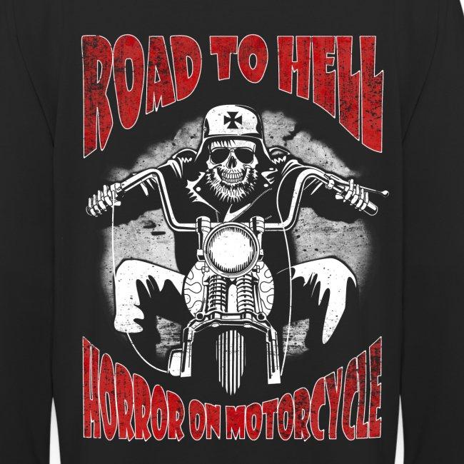 Road to Hell sudadera capucha