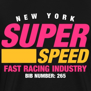 Super Speed T-Shirts - Männer Premium T-Shirt