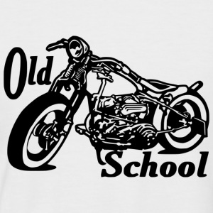 Old school - T-shirt baseball manches courtes Homme