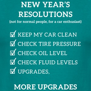 JDM New year resolution | T-shirts JDM T-Shirts - Men's T-Shirt