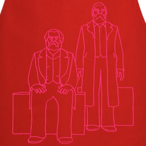 Marx-Engels-Forum Berlin  Aprons - Cooking Apron