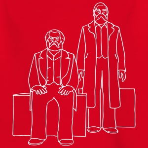 Marx-Engels-Forum Berlin Tee shirts - T-shirt Enfant