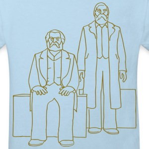 Marx-Engels-Forum Berlin T-Shirts - Kinder Bio-T-Shirt