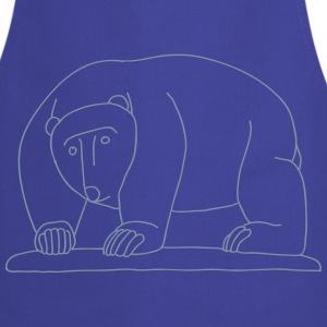 Bears Bridge Moabit  Aprons - Cooking Apron
