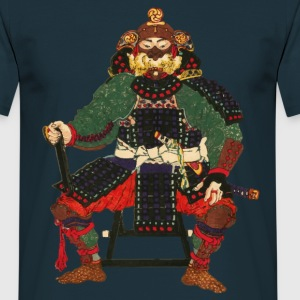 Samurai General T-Shirts - Men's T-Shirt