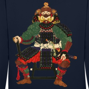 Samurai General Sweat-shirts - Sweat-shirt contraste