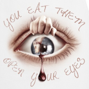 Open your Eyes Tabliers - Tablier de cuisine