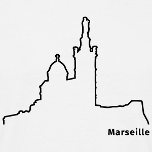 Marseille Tee shirts - T-shirt Homme