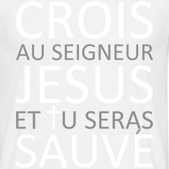 Crois Jésus Sauve