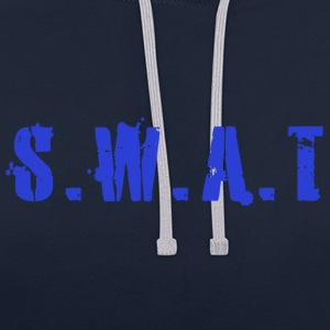 swat Sweat-shirts - Sweat-shirt contraste