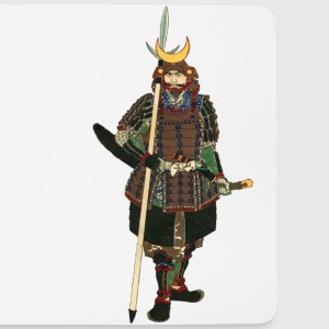 Samurai General 2 Other - Mouse Pad (horizontal)