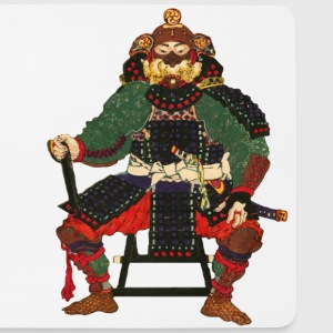 Samurai General Other - Mouse Pad (horizontal)