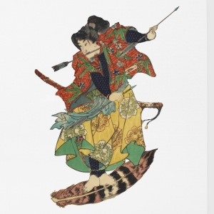 Flying Samurai Other - Mouse Pad (horizontal)