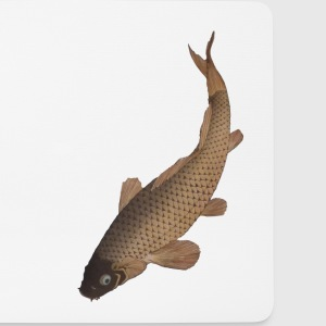 Japanese Koi Other - Mouse Pad (horizontal)