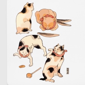 Ukiyo-neko Other - Mouse Pad (horizontal)