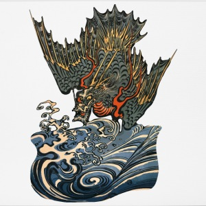 Ocean Dragon Other - Mouse Pad (horizontal)