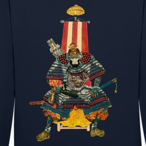 Samurai General 2 Sweat-shirts - Sweat-shirt contraste