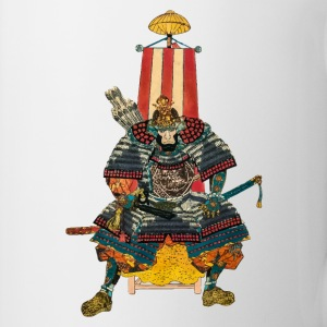 Samurai General 2 Mugs & Drinkware - Mug