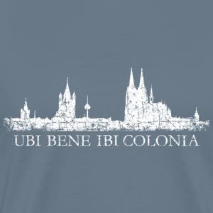 UBI BENE IBI COLONIA Vintage Skyline Weiß
