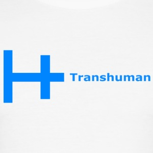 Transhuman+ - Männer Slim Fit T-Shirt