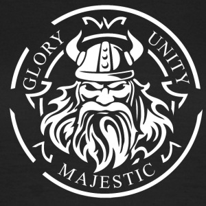 Glory Unity Majestic Wikinger Vikings T-Shirts - Frauen T-Shirt
