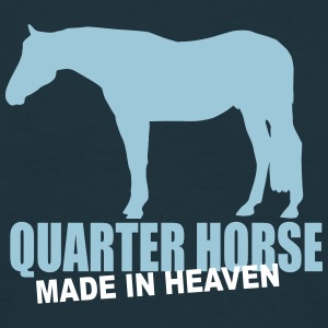 Quarter Horse - Made in heaven Tee shirts - T-shirt Homme