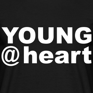 Young at heart T-Shirts - Men's T-Shirt