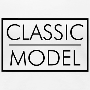 Classic Model T-Shirts - Women's Premium T-Shirt