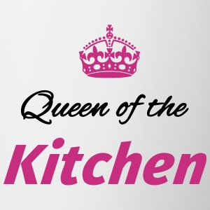 Queen of the Kitchen Mugs & Drinkware - Mug