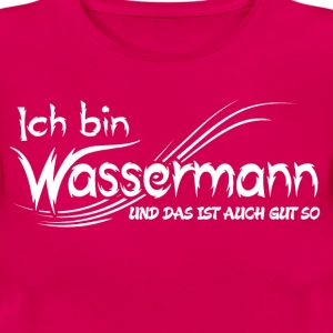 Wassermann  T-Shirts - Frauen T-Shirt