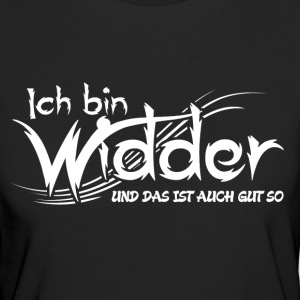 Widder T-Shirts - Frauen Bio-T-Shirt