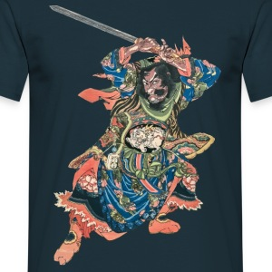 Chinese Warrior T-shirts - T-shirt herr