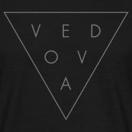 Design ~ VEDOVA T-shirt uomo