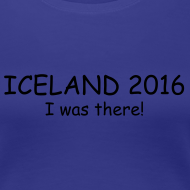 Motiv ~ Iceland 2016 - I was there